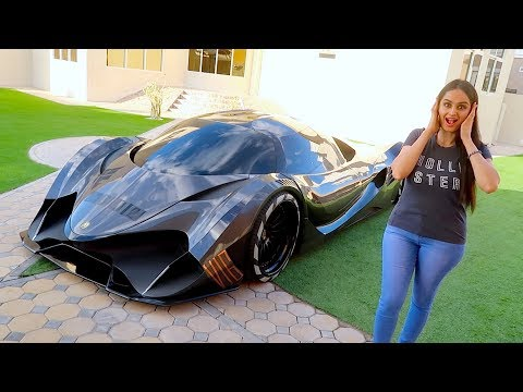 THE CRAZY 5000HP DEVEL SIXTEEN *THE WORLDS CRAZIEST SUPERCAR