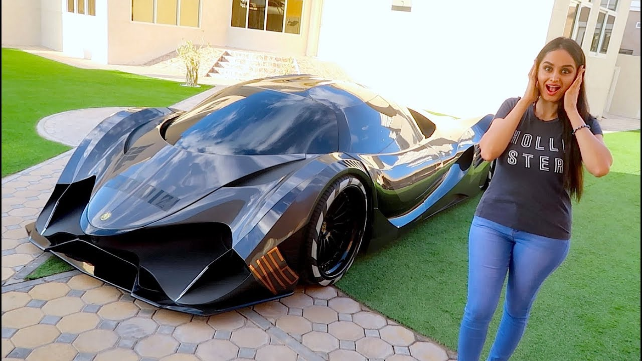 THE CRAZY 5000HP DEVEL SIXTEEN THE WORLDS CRAZIEST SUPERCAR