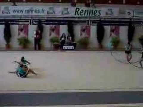 excellence 4 championnat de france 2008 rennes