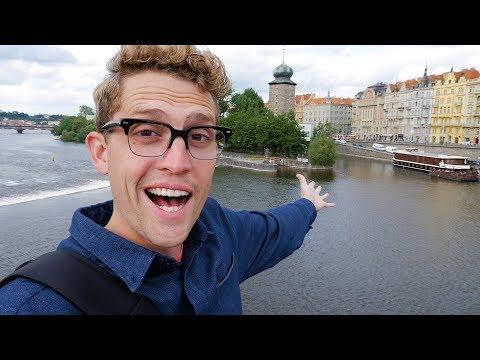 PRAGUE TRAVEL GIVEAWAY!   Vlog #68