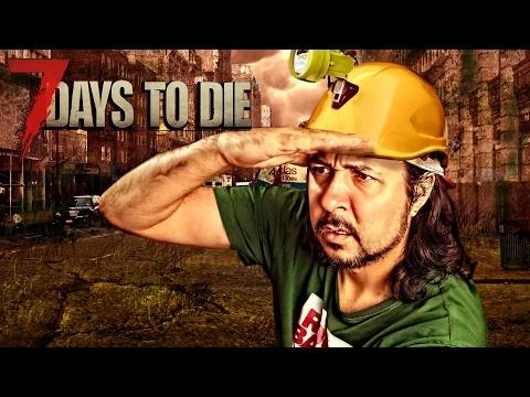 "7 DAYS TO DIE - STARVATION #29 ""EXPLOREMOS!"" | GAMEPLAY ESPAÑOL"