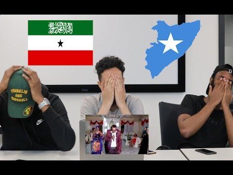 FIRST REACTION TO SOMALI MUSIC VIDEOS | 016ix1