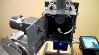 Пеллетная горелка Автотрон МАХ - обзор устройства горелки.