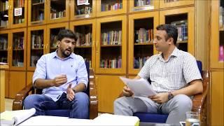 Himanshu Kaushik - Rank 77 (UPSC CSE 2017) - In Conversation with Abhey Kumar