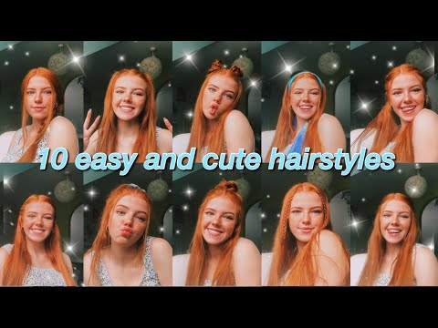 easy-and-cute-hairstyles-(vsco/edgy/basic)
