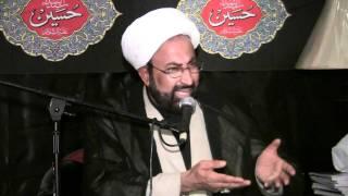Majalis - Karbala From Quran part 1 by Maulana Dr. Sakhawat Hussain Sandralvi
