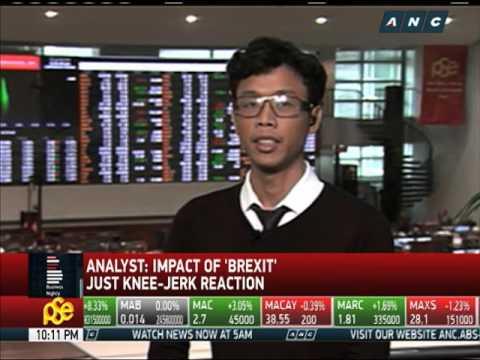 Asia stocks mixed as UK votes on EU membership