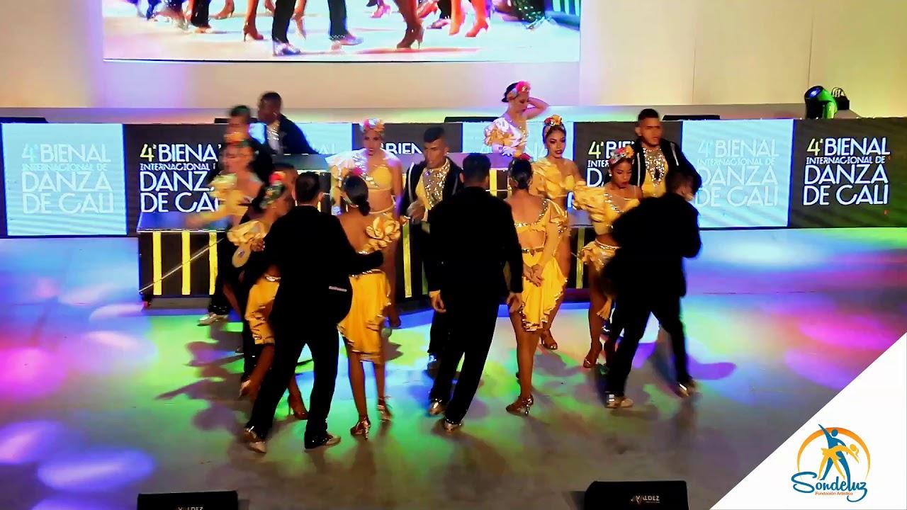 Sondeluz Fundación Artistica, Apertura de la Bienal Internacional de Danza Cali 2019