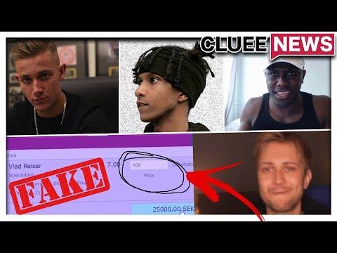 LJUGER VLAD REISER FÖR ATT FÅ RÖSTER I MELLO? #Clueenews VIDEO PÅ VLAD REISERS BIDRAG HAR LÄCKT!