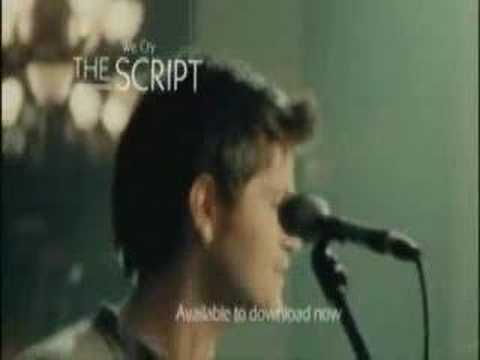 The Script  We Cry Available to download now!