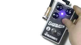 Mojo Hand Fx Superlative demo by Lance Seymour