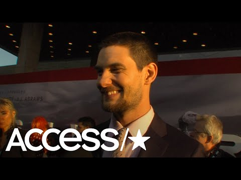 'Westworld's' Ben Barnes: What Is Logan's Relationship Like With William In Season 2? | Access