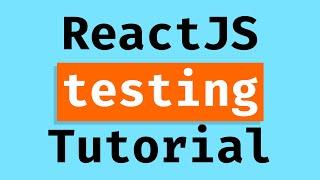Gambar cover Beginner ReactJS Testing Tutorial (Jest & Enzyme 2019)