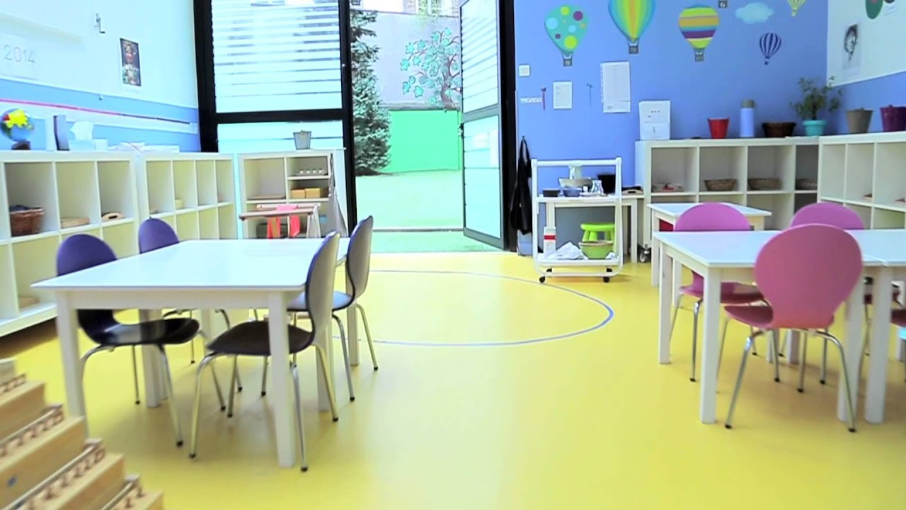 Ecole maternelle bilingue fran ais anglais montessori for Ecole decorateur interieur paris