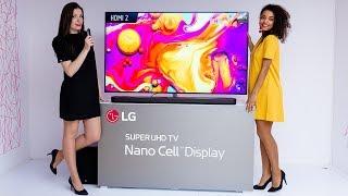 Nowe telewizory 2018 LG OLED TV i LG Super UHD TV ze sztuczną inteligencją po polsku