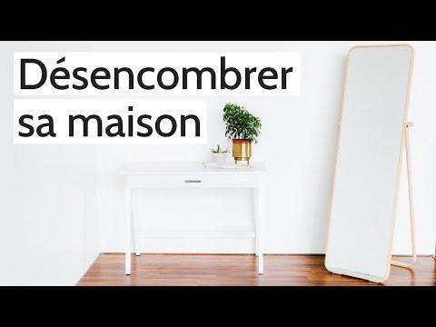 Comment Desencombrer Sa Maison Une Vie Simple Et Zen Youtube