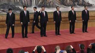 China's Communist party enshrines Xi Jinping ideology in constitution