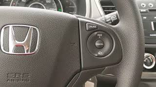 2016 Honda CRV SE quick review