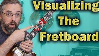 Fretboard Visualization - That makes musical sense for Jazz Guitar