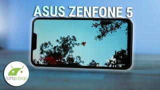 ASUS ZENFONE 5: bello e completo e/ma con NOTCH | Recensione | ITA | TuttoAndroid
