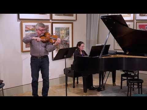 R. Clarke, Passacaglia - Wheeler, viola