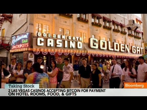 Las Vegas Hotels Now Accepting Bitcoin
