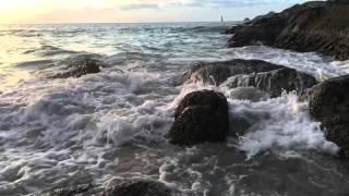 Пхукет волны в slow motion