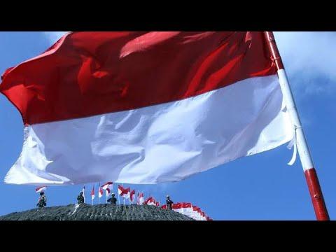 INDONESIA PUSAKA - DIRGAHAYU INDONESIA KU YANG KE 76 🇲🇨