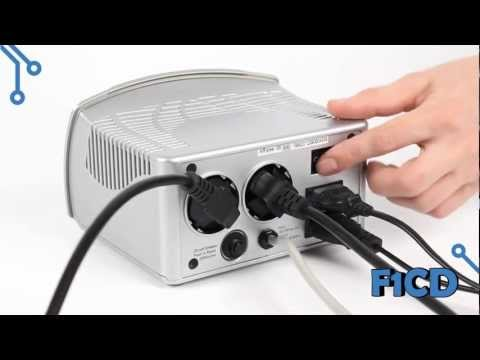 Стабилизаторы напряжения Defender AVR iPOWER 600 / 1000