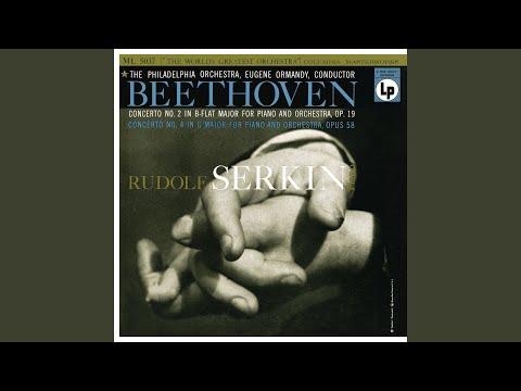 Concerto No. 2 in B-Flat Major for Piano and Orchestra, Op. 19: I. Allegro con brio