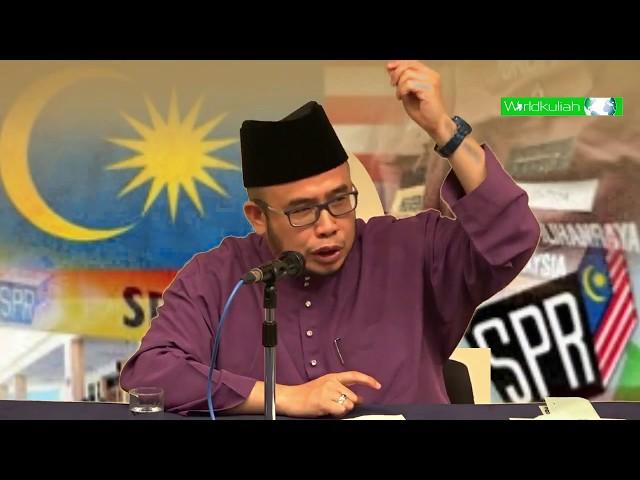 SS Dato Dr Asri-Pilihanraya dtg Lagi...