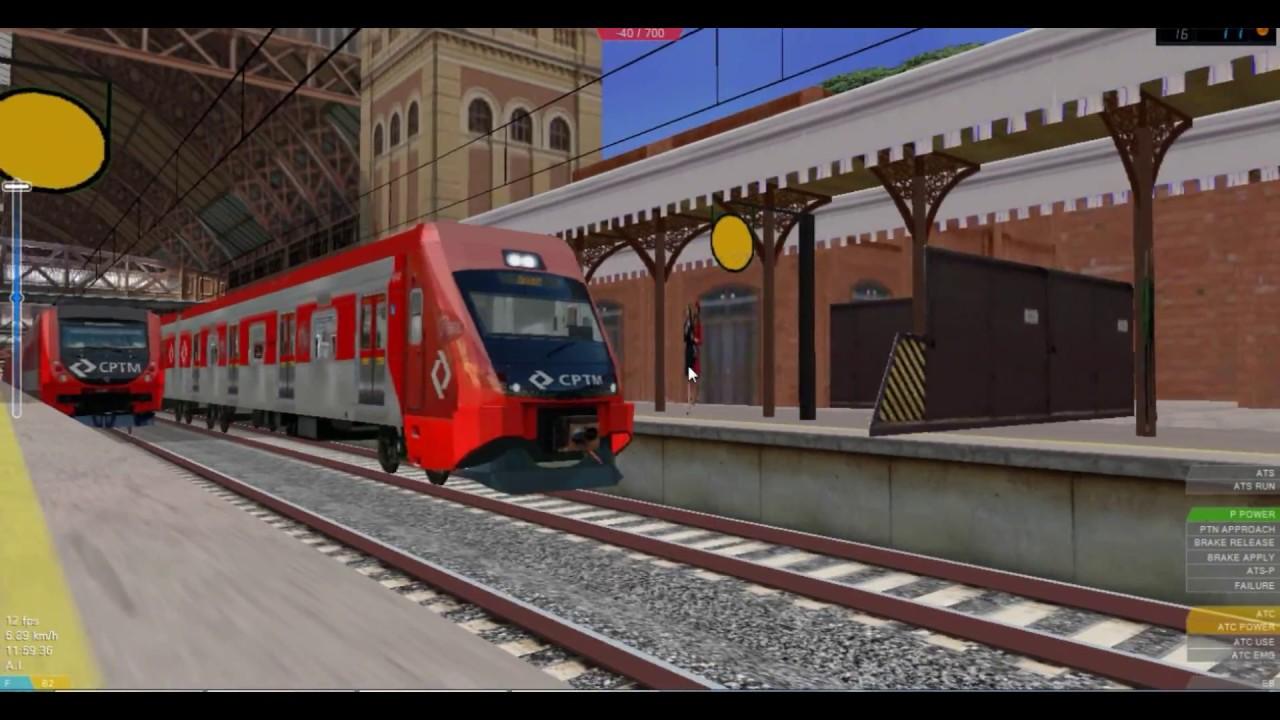 simulador de trem bve completo