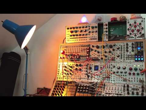 Verbos Harmonic Oscillator + Clouds * Ambient Drone