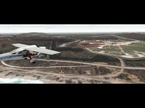 VRML 3d realtime plane animation.