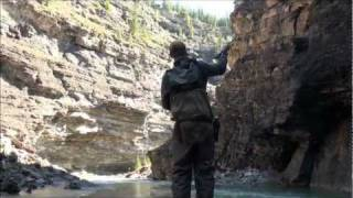 "The Humblefisherman - Flyfishing for ""Glacial Bull Trout"""
