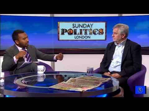 Sunday Politics London: Labour left, Uber and social media elections