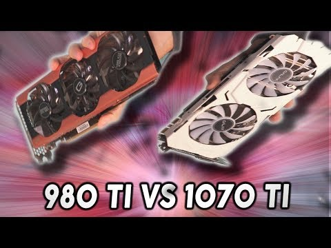 GTX 980 Ti Vs. 1070 Ti on x58 - Does it Get Any BETTER?