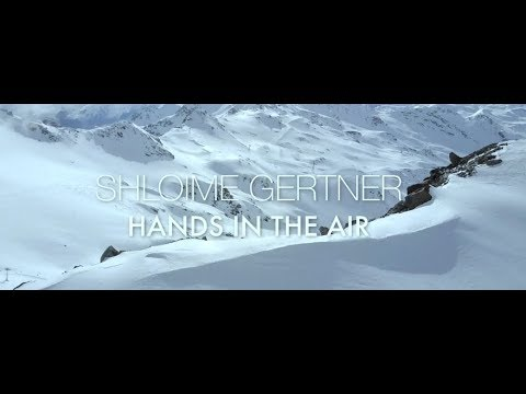 Shloime Gertner Hands in the Air [Official Music Video] שלומי גרטנר