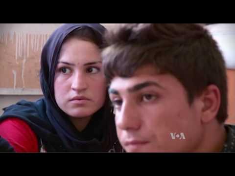 Stigma of Sex Slavery Remains for Yazidi Women