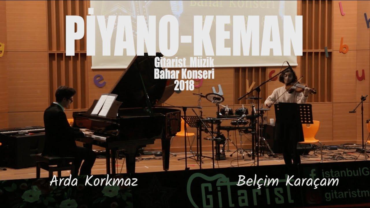 Gitarist Sanat Bahar Konseri 2018 / Arda Korkmaz - Belçim Karaçam