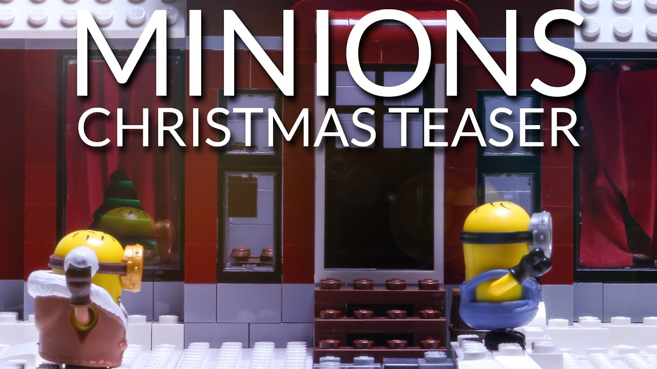 Minion Weihnachts-Trailer
