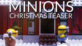 Lego Minions Weihnachten | Teaser