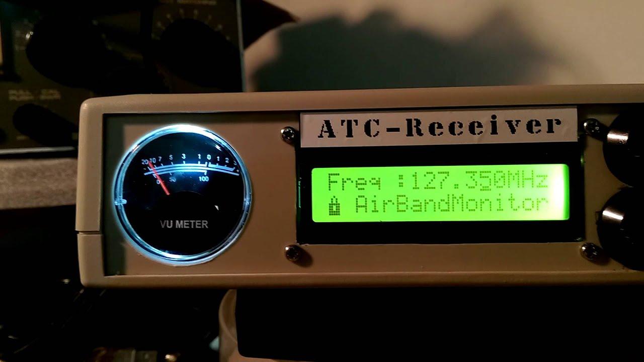 Arduino ATC-Receiver