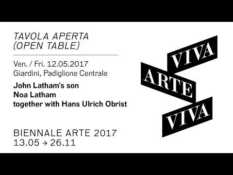 Biennale Arte 2017 - John Latham (Tavola Aperta)