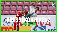 1. FSV Mainz 05 - SV Werder Bremen (3:1) | Pressekonferenz