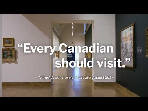 The new Canadian and Indigenous Galleries