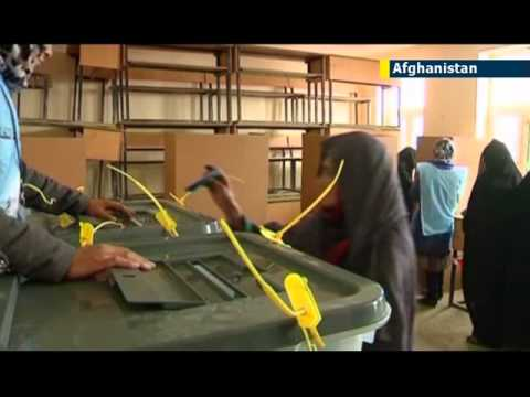 Afghanistan Presidential Elections: Afghan women defy Taliban to vote in historic ballot
