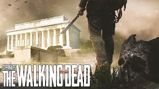 OVERK LLS THE WALK NG DEAD All Endings   Ending And Final Boss Fight Join Or Die