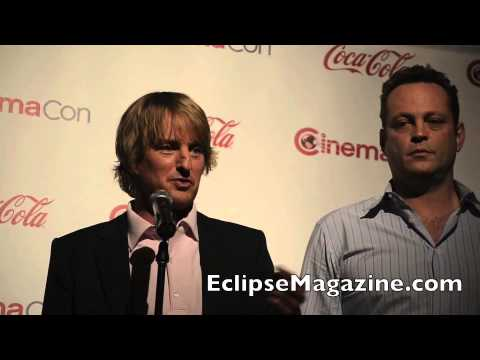 Wedding Crashers 2.Owen Wilson And Vince Vaughn Talk The Internship Wedding Crashers 2 And More