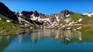 Hakkari Doğa Sporları Tanıtım Filmi - Görürsen Her yer Güzel - Cilo Sat Gölleri